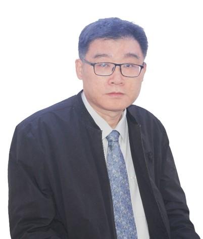 華為特訓營資深講師 浙江大學睿華研究所特聘研究員 前華為供應鏈運作支持部總監、部長于東海照片