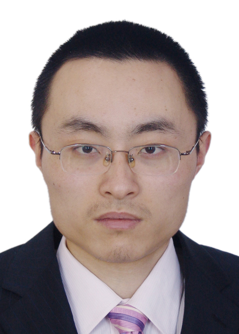 英國萊斯特大學教授張煜東照片