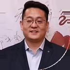 上海靈博智能科技有限公司總經理李靈明照片