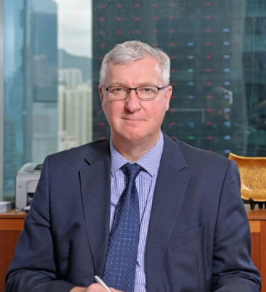 马士基码头公司亚洲区首席执行官  Tim Smith照片