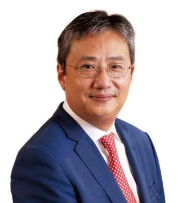 中遠海運港口有限公司董事總經理張達宇照片
