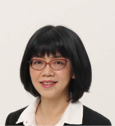 漢堡港中國區首席代表潘樺照片