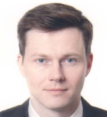 拉脱维亚共和国交通运输部驻使馆参赞Helmuts Kols照片