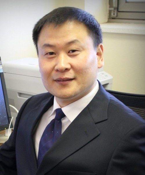 University of Wisconsin-Madison, USA Dr. Wei Guo照片