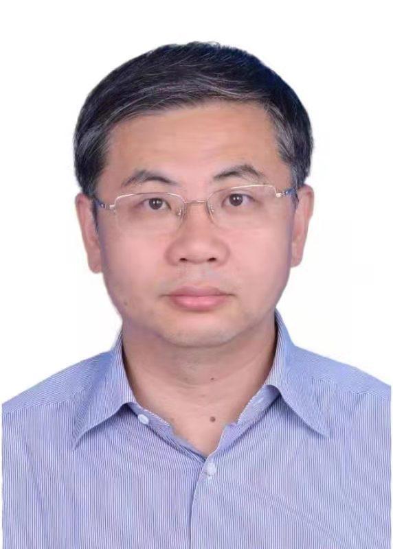 中信银行审计部副总经理王鹏虎照片