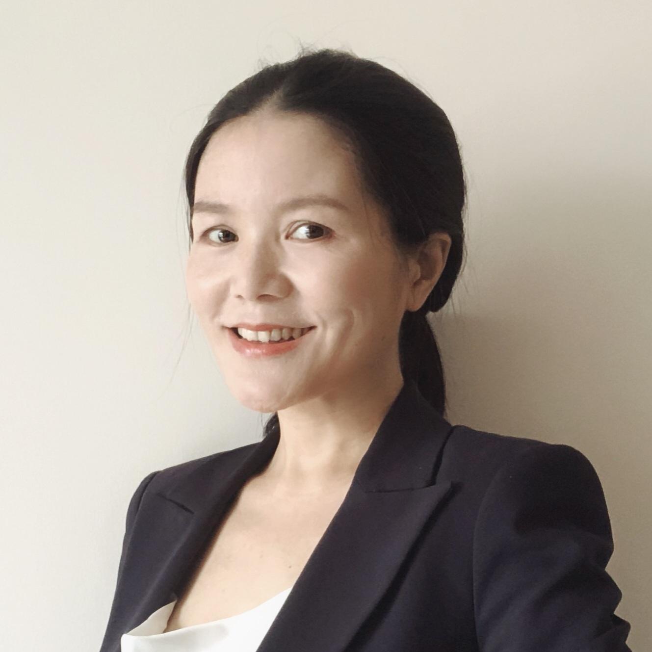 思澜医药技术(北京)有限公司临床质量保证顾问、总经理陈静照片