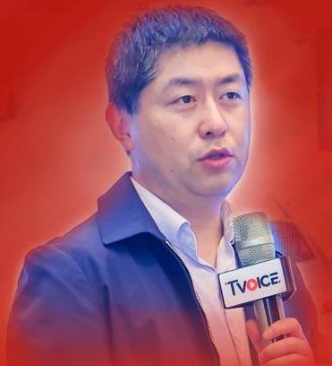 江苏智行未来汽车研究院院长华国栋照片