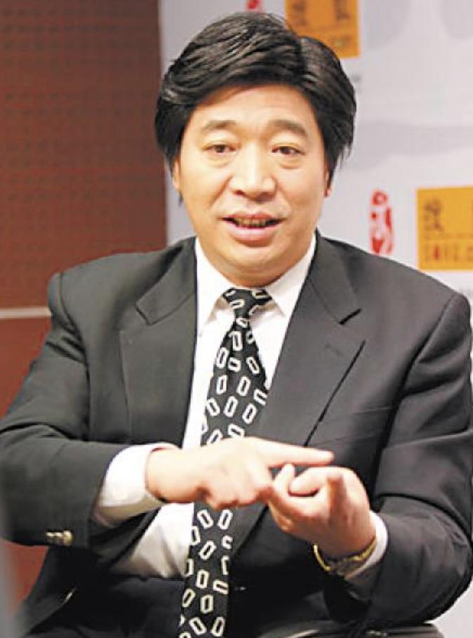 人民日报《中国经济周刊》首席经济学家钮文新照片