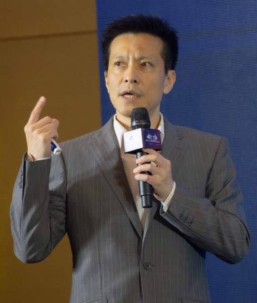 东软睿驰汽车技术(上海)有限公司 汽车电子研究院院长商国平照片