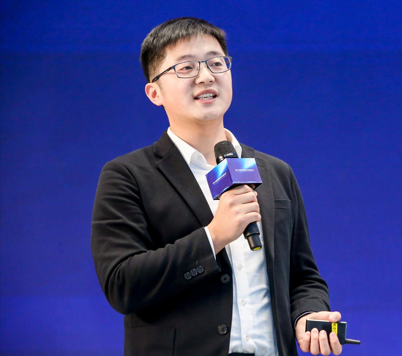 开沃汽车南京酷沃智行科技总经理刘乾照片
