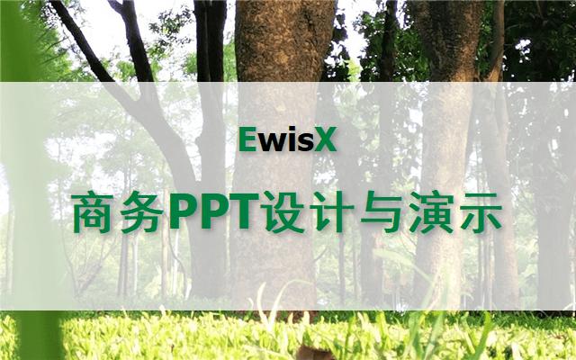 PPT的商务设计与呈现技巧 深圳7月28日