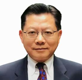 美中保险促进会总裁兼首席执行官  盛宝良照片