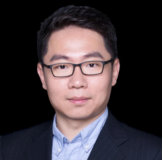 泰康在线副总经理陈玮照片