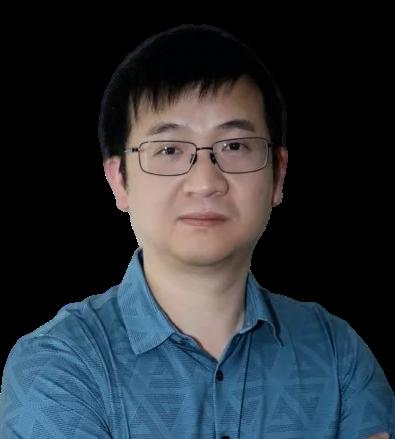 凡泰极客首席科技官&联合创始人杨涛照片