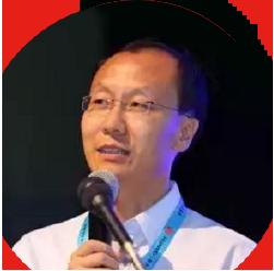 中国信息通信研究院 云计算与大数据研究所 所长何宝宏照片