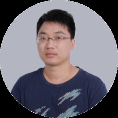 腾讯IEG资深专家蓝鲸技术总监刘章雄照片