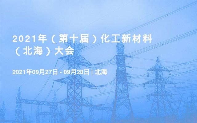 2021年(第十届)化工新材料(北海)大会