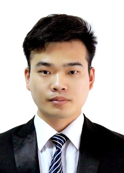 合众新能源电池系统工程师王明强 照片