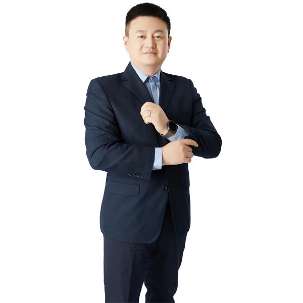 晟尧跨境首席讲师Logen 张永峰照片