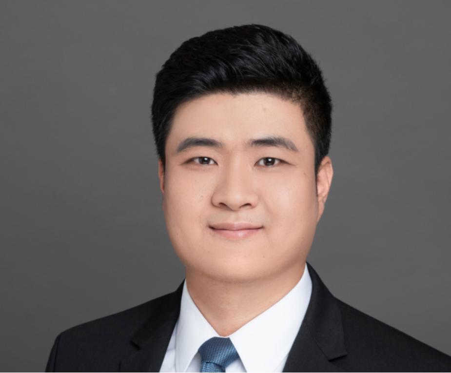 原西安杨森 端到端信息化系统技术负责人景瑞峰照片