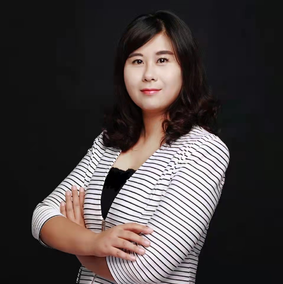 德亚智才创新(北京)咨询有限责任公司总经理李娜照片