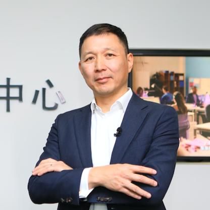 思科全球副总裁、大中华区CEO黄志明照片