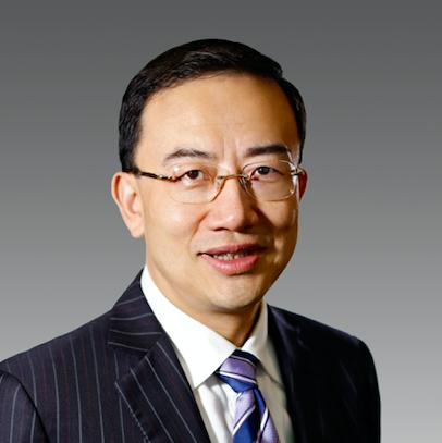 昕诺飞全球高级副总裁、东北亚区总裁王   昀照片