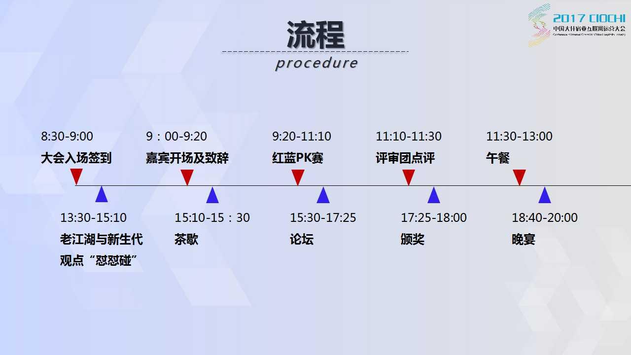2017中国大住宿业互联网运营大会