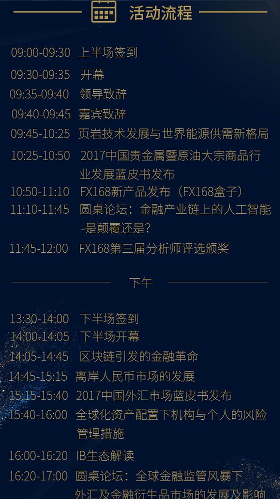 FX168第六届年度峰会