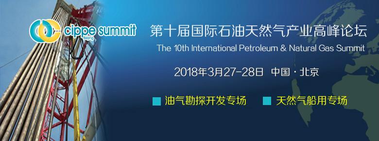 2018第十届国际石油天然气产业高峰论坛