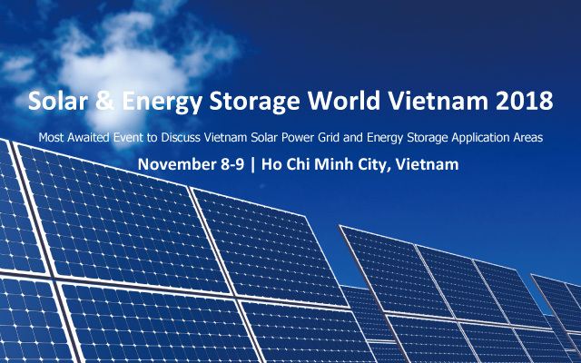 Solar & Energy Storage World Vietnam 2018