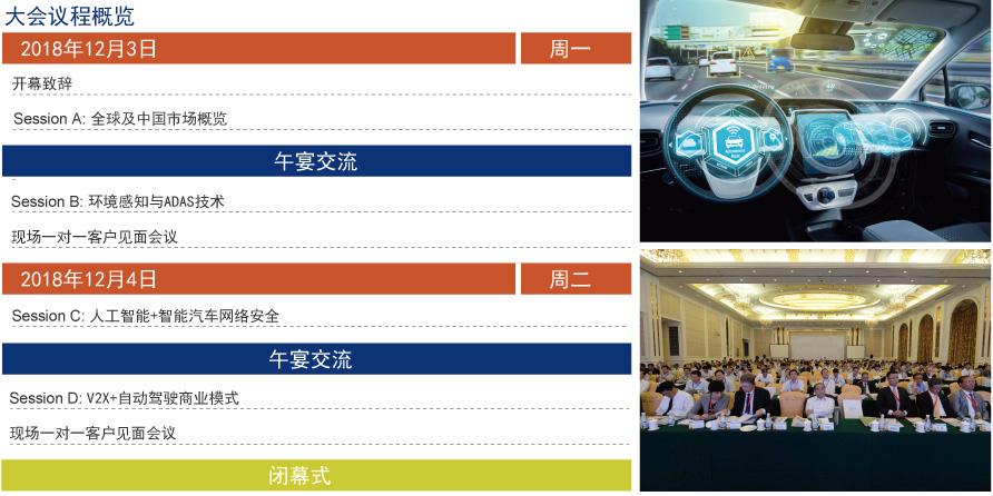 2018中国国际自动驾驶大会