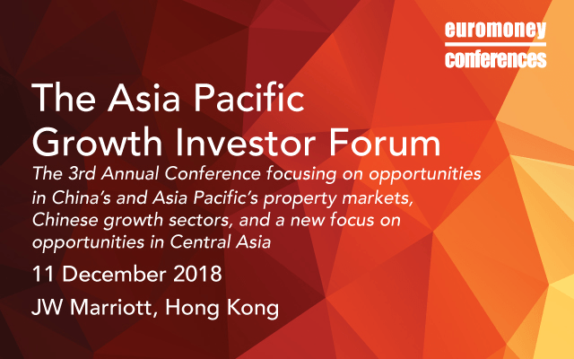 2018The Asia Pacific Growth Investor Forum(香港)