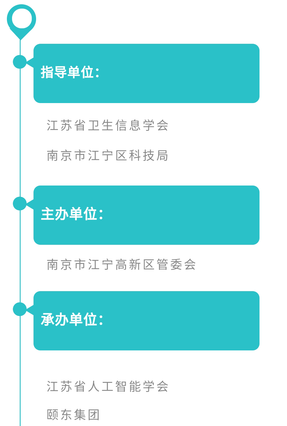 """2018江苏智慧医疗高峰论坛暨""""颐东杯""""智慧医疗创新大赛"""
