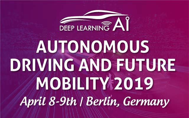 2019年欧洲自动驾驶与互联汽车大会(柏林)