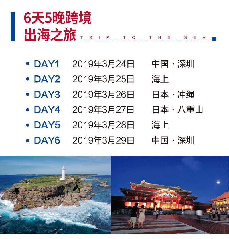 2019首届企业家海上商学院(深圳)