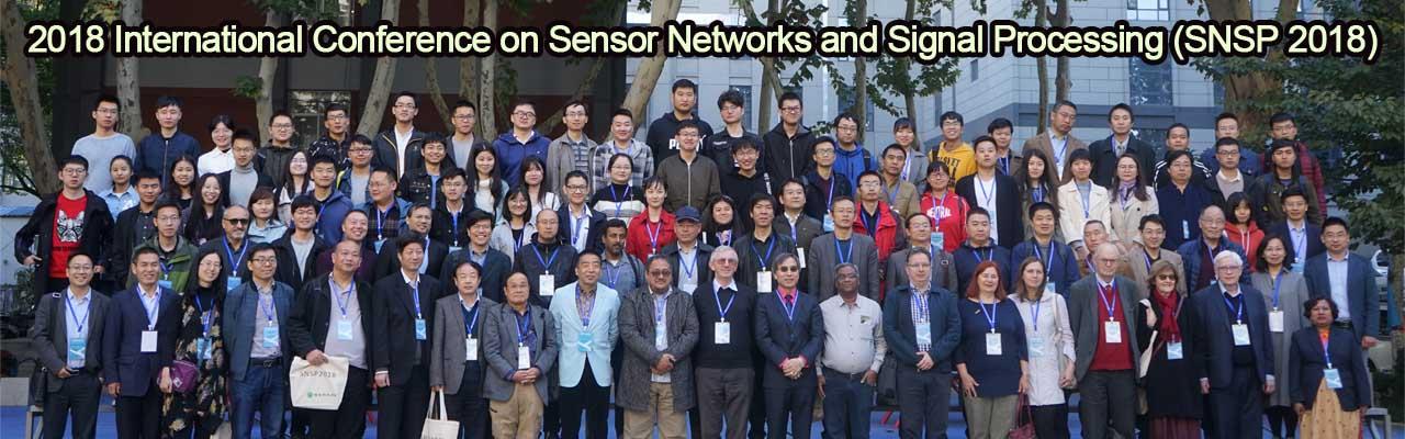 SNSP2019第二届传感器网络和信号处理国际学术会议(台湾花莲)