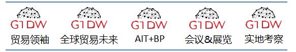GTDW  2019全球贸易发展周中国论坛(上海)