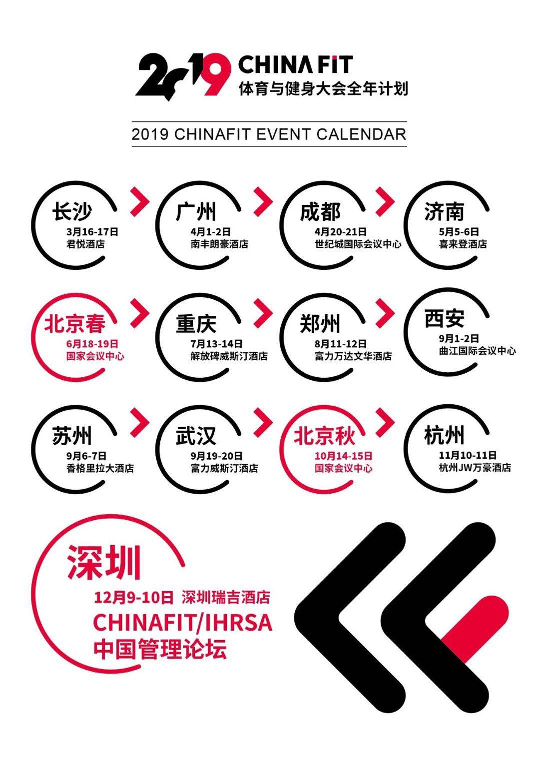 2019CHINAFIT济南体育与健身大会