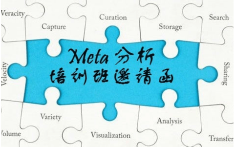 2019Meta分析培訓班(7月西安班)