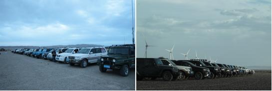 强者之约| 2019中国融资租赁与汽车金融企业总经理戈壁沙漠挑战行