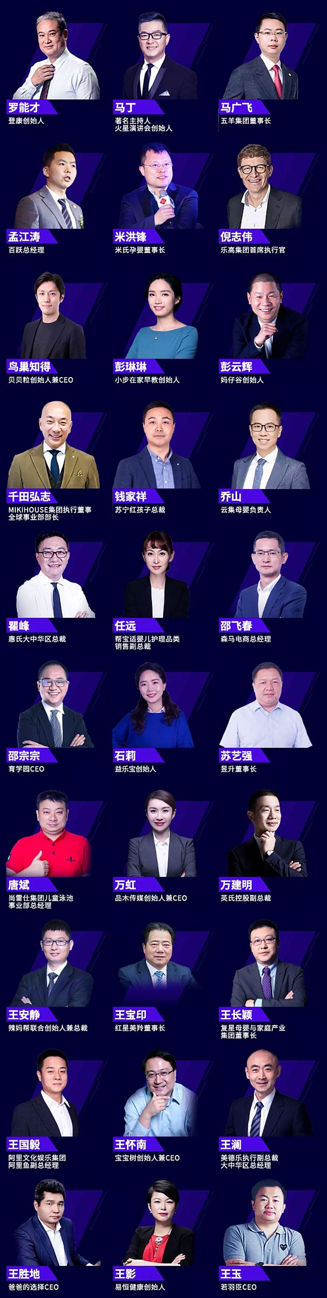 2020中國母嬰企業家領袖峰會暨第五屆櫻桃大賞頒獎盛典(北京)