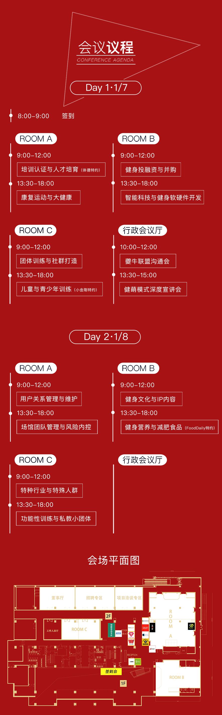 2020健身创业者大会(上海)