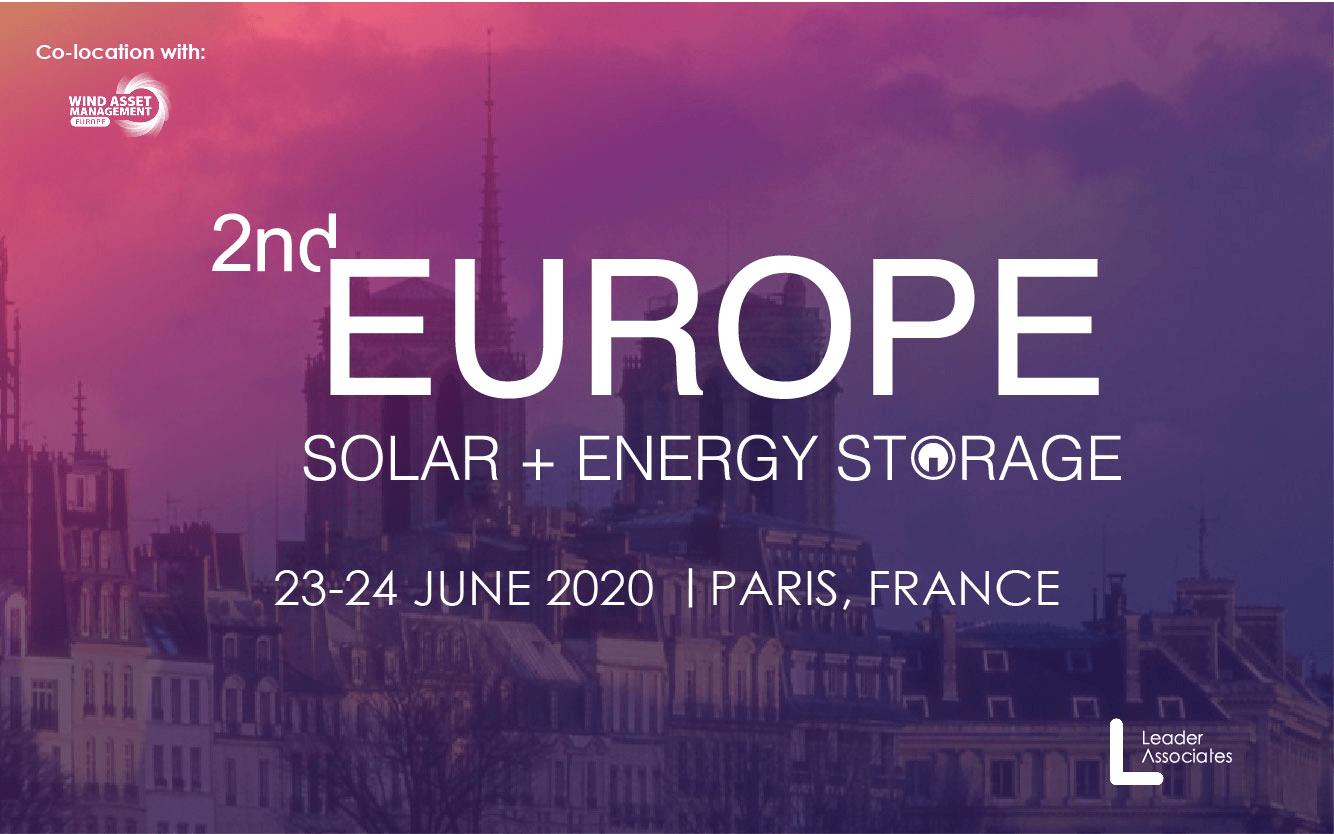 2020第二届欧洲光伏储能峰会
