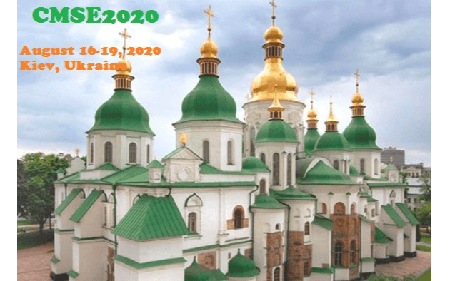 第九屆材料科學與工程國際會議(CMSE2020)
