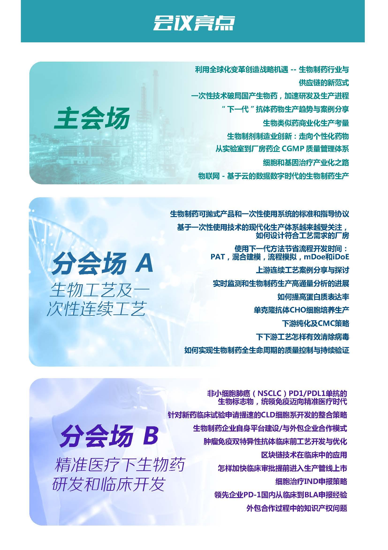 中國國際生物制藥4.0峰會(2020)上海