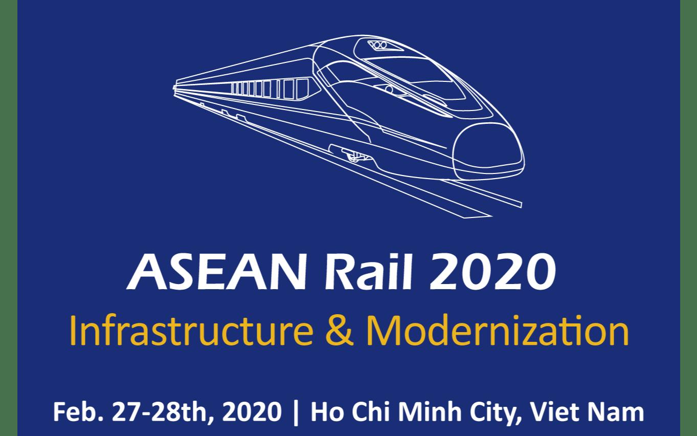 2020年东盟铁路现代化建设峰会