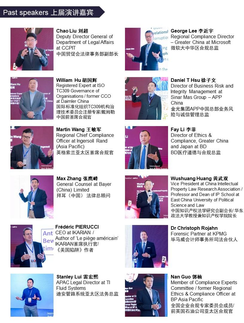 2020国际反商业贿赂高峰论坛