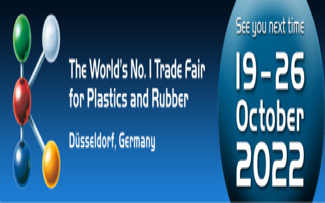 2022年德国杜塞尔多夫国际塑料及橡胶展(德国K展)