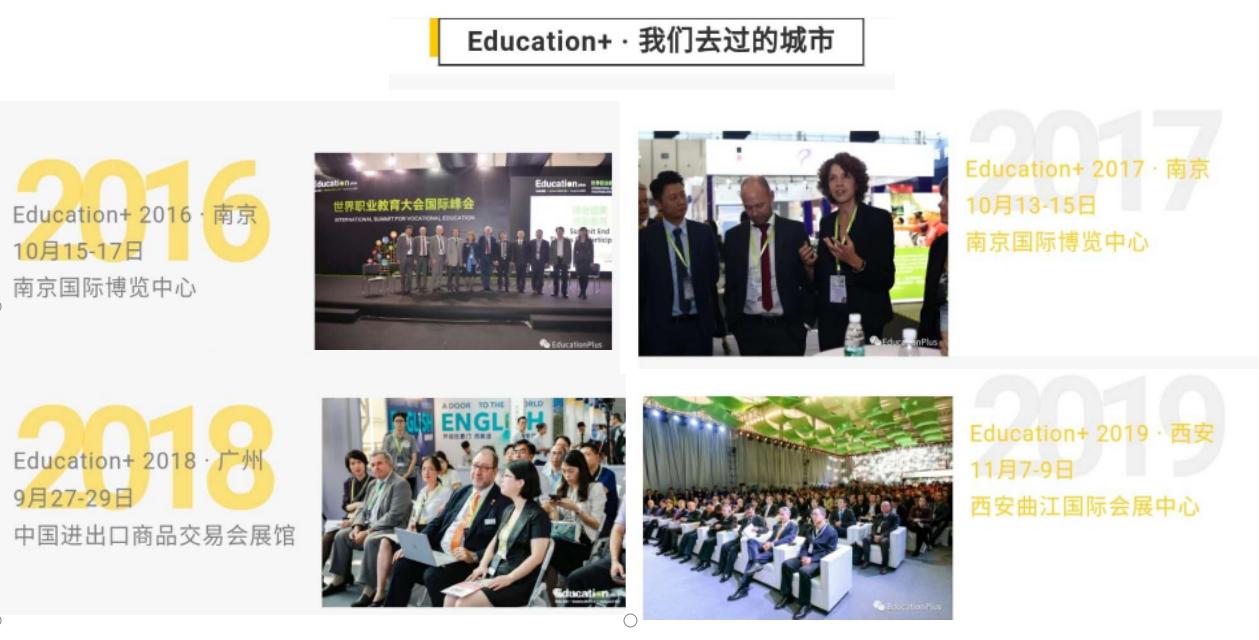 Education+ 2020世界職業技術教育大會